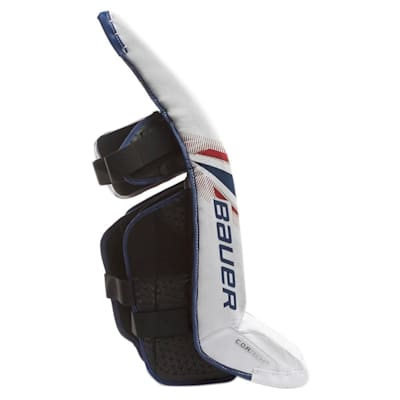 Outside View (Bauer Supreme 2S Pro Goalie Leg Pads - Senior)