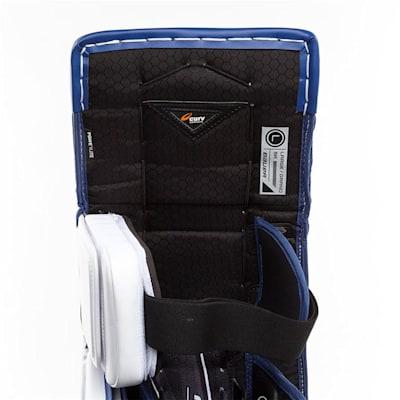 Inside Thigh Rise (Bauer Supreme 2S Pro Goalie Leg Pads - Senior)