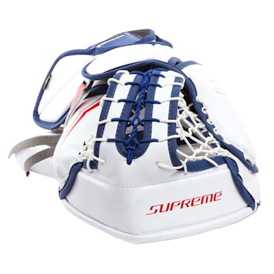 Double-T Pocket View (Bauer Supreme 2S Pro Goalie Catch Glove - Senior)