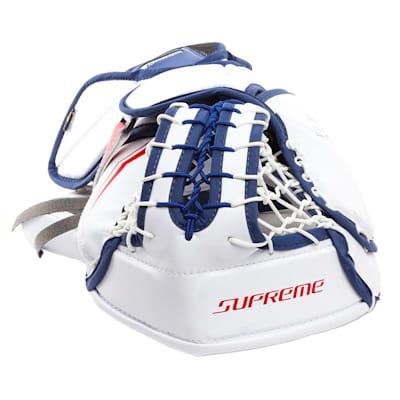 Double-T Pocket View (Bauer Supreme 2S Pro Goalie Catch Glove - Senior)