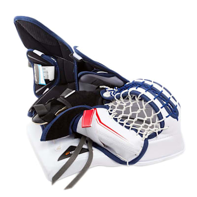 Inside Strapping (Bauer Supreme 2S Pro Goalie Catch Glove - Senior)