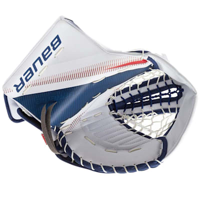 (Bauer Supreme 2S Pro Goalie Catch Glove - Senior)