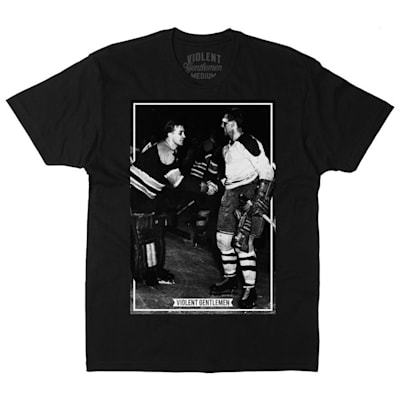 Handshake Tee Black (Violent Gentlemen Handshake Tee Black - Adult)