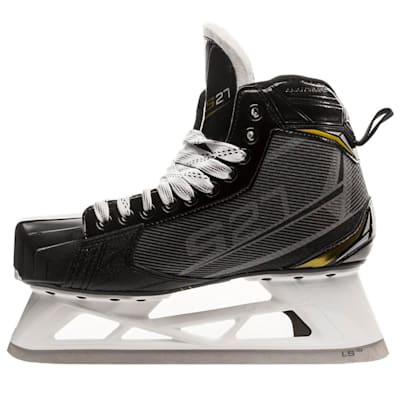 (Bauer Supreme S27 Goalie Ice Hockey Skates - Junior)