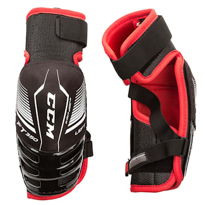 (CCM JetSpeed FT350 Hockey Elbow Pads - Senior)