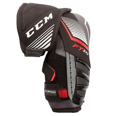 (CCM JetSpeed FT370 Hockey Elbow Pads - Junior)