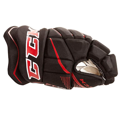 (CCM JetSpeed FT370 Hockey Gloves - Junior)