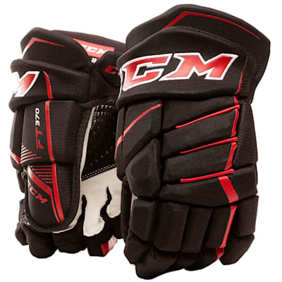 (CCM JetSpeed FT370 Hockey Gloves - Senior)