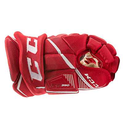 (CCM JetSpeed FT390 Hockey Gloves - Junior)