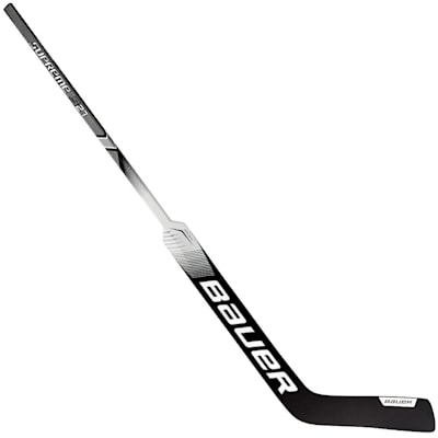 Black (Bauer Supreme S27 Composite Goalie Stick - Senior)