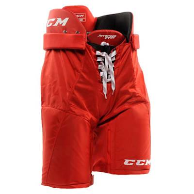 Red (CCM JetSpeed FT370 Hockey Pants - Junior)