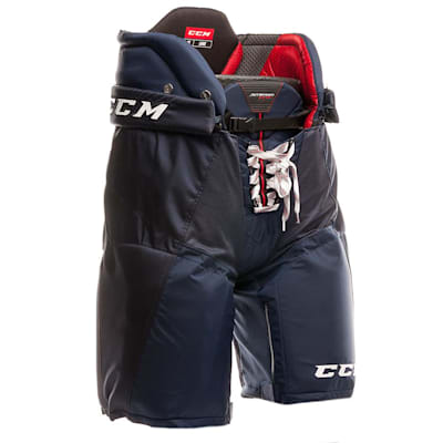 Navy (CCM JetSpeed FT390 Hockey Pants - Junior)