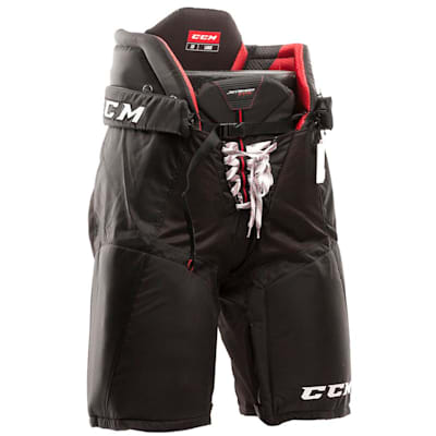 Black (CCM JetSpeed FT390 Hockey Pants - Senior)