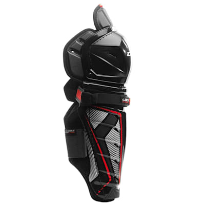 (CCM JetSpeed FT1 Hockey Shin Guards - Senior)