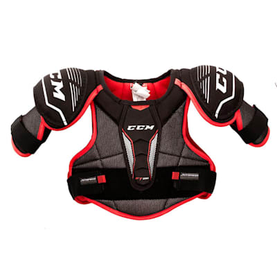 (CCM JetSpeed FT350 Hockey Shoulder Pads - Junior)