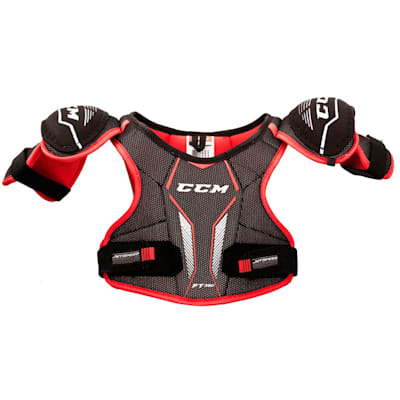 (CCM JetSpeed FT350 YT Hockey Shoulder Pads - Youth)