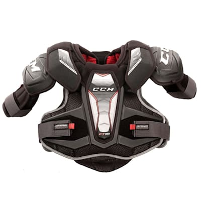 (CCM JetSpeed FT390 Hockey Shoulder Pads - Junior)