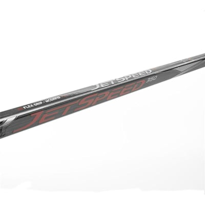 (CCM JetSpeed 350 Grip Composite Hockey Stick - Senior)