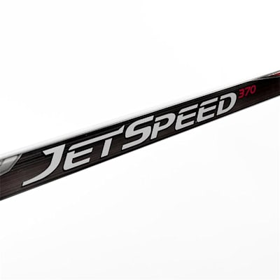 (CCM JetSpeed 370 Grip Composite Hockey Stick - Senior)