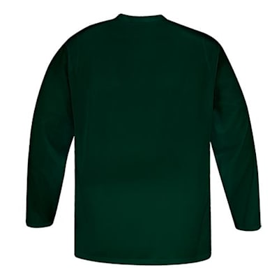 Back (CCM 5000 Practice Jersey - Dark Green - Junior)