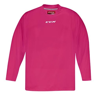 Front (CCM 5000 Practice Jersey - Pink - Senior)