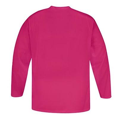 Back (CCM 5000 Practice Jersey - Pink - Senior)