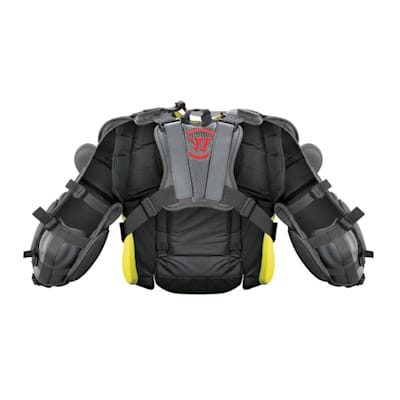 Back (Warrior Ritual G4 Goalie Chest and Arm Protector - Junior)