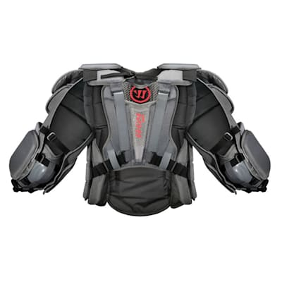 Back (Warrior Ritual G4 Goalie Chest and Arm Protector - Senior)