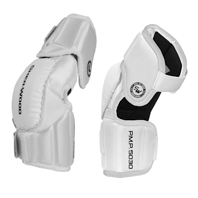 (Sher-Wood 5030 HOF Soft Cap Elbow Pads - Senior)