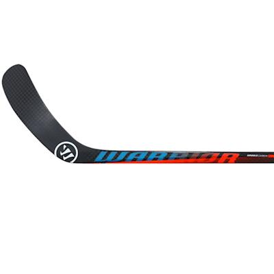 (Warrior Covert QR Edge Clear Composite Hockey Stick - Senior)