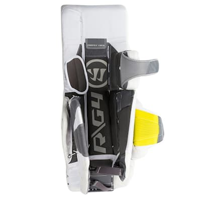 (Warrior Ritual G4 Goalie Leg Pads - Intermediate)