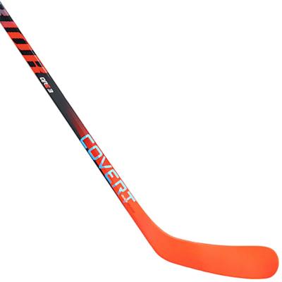 (Warrior Covert QRE3 Grip Composite Hockey Stick - Junior)