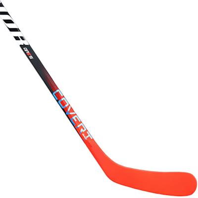 (Warrior Covert QRE5 Grip Composite Hockey Stick - Junior)
