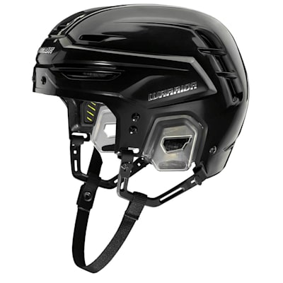 Black (Warrior Alpha One Hockey Helmet)