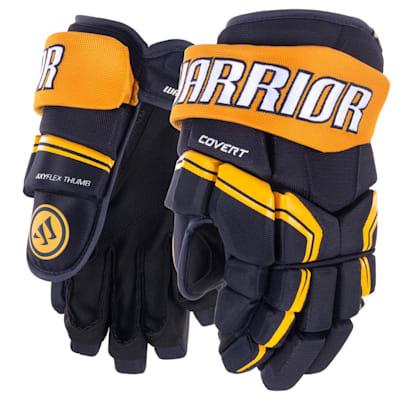 Warrior Covert QRE3 Hockey Gloves - Senior | Pure Hockey ...