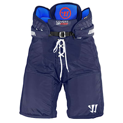 Navy (Warrior Covert QR Edge Hockey Pants - Junior)