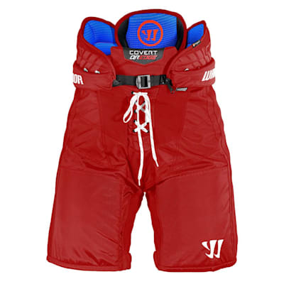 Red (Warrior Covert QR Edge Hockey Pants - Junior)