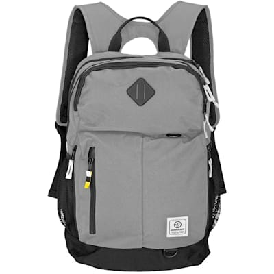 Grey (Warrior Q10 Hockey Backpack)