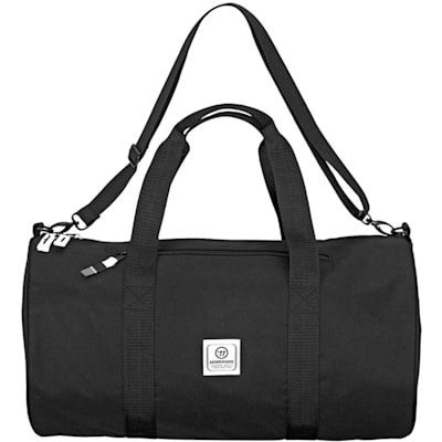 Black/Grey (Warrior Q10 Duffle Carry Bag)