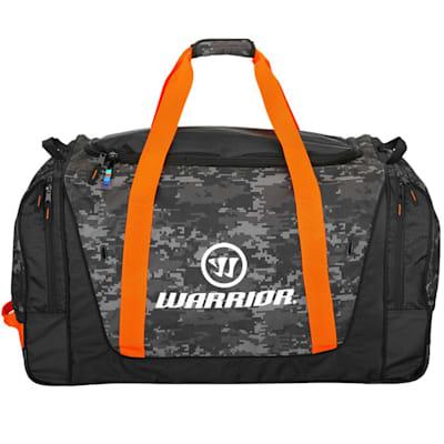 Camo Black (Warrior Q20 Cargo Carry Hockey Bag - Large - Senior)