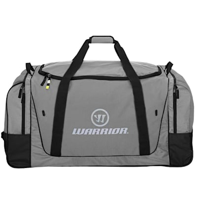 Grey (Warrior Q20 Cargo Carry Hockey Bag - Large - Senior)