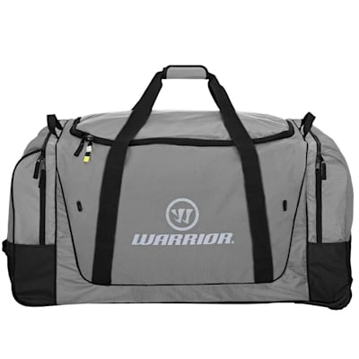 Grey (Warrior Q20 Cargo Wheel Hockey Bag - Large - Senior)