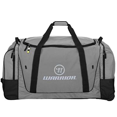 Grey (Warrior Q20 Cargo Wheel Hockey Bag - Medium - Junior)
