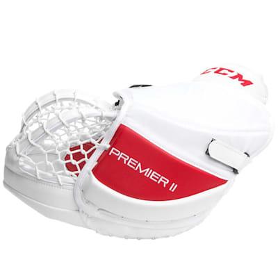 (CCM Premier II Pro Goalie Catch Glove - Senior)