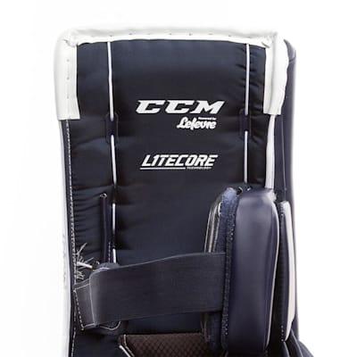 (CCM Premier P2.9 Goalie Leg Pads - Intermediate)