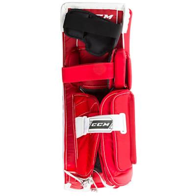 (CCM Premier P2.5 Goalie Leg Pads - Junior)