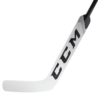 White/Black (CCM Premier P2.9 Composite Goalie Stick - Intermediate)