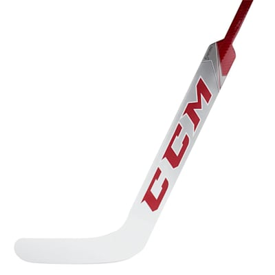 White/Red (CCM Premier P2.9 Composite Goalie Stick - Senior)