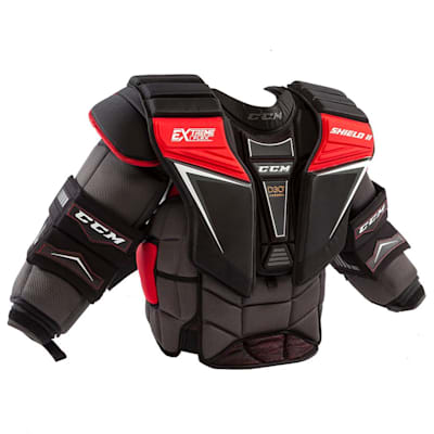 (CCM Extreme Flex Shield II Goalie Chest And Arm Protector - Senior)