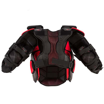 Back (CCM Extreme Flex Shield II Goalie Chest And Arm Protector - Senior)